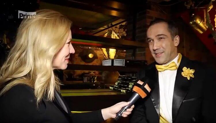 TV Prima - Petr Kroutil